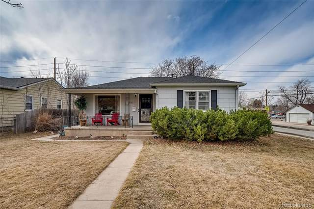 2705 S Gilpin Street, Denver, CO 80210 (#2589152) :: The DeGrood Team