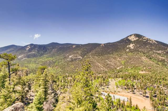 515 Old Mans Camp Trail, Manitou Springs, CO 80829 (#2592261) :: Berkshire Hathaway HomeServices Innovative Real Estate