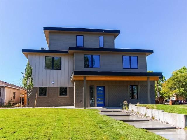 2841 N Steele Street, Denver, CO 80205 (MLS #2594061) :: Colorado Real Estate : The Space Agency