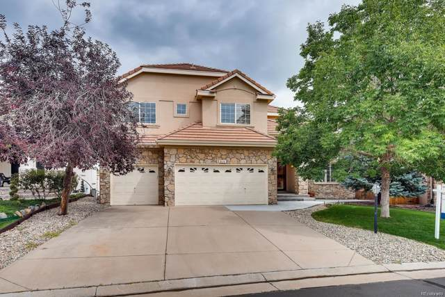 9116 S Cedar Hill Way, Lone Tree, CO 80124 (#2600650) :: The HomeSmiths Team - Keller Williams