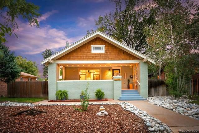 2845 Dexter Street, Denver, CO 80207 (#2600950) :: Compass Colorado Realty