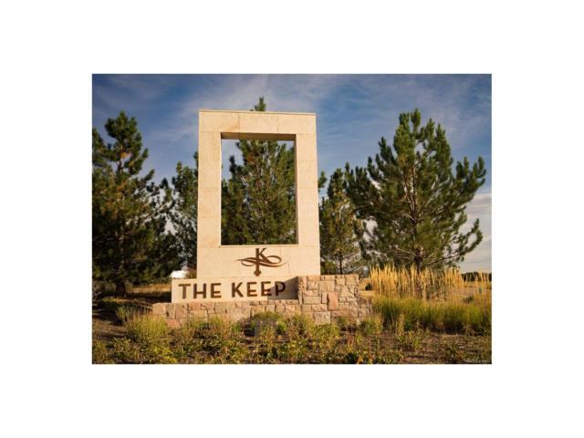 3382 Keep Drive, Sedalia, CO 80135 (#2645209) :: 5281 Exclusive Homes Realty
