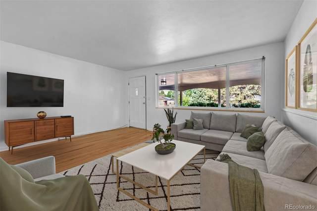 6627 S Clarkson Street, Centennial, CO 80121 (#2663274) :: Berkshire Hathaway HomeServices Innovative Real Estate