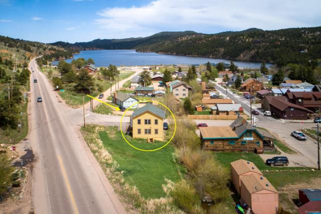 110 Snyder Street, Nederland, CO 80466 (#2665646) :: 5281 Exclusive Homes Realty