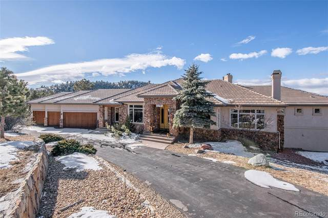 28027 Meadowlark Drive, Golden, CO 80401 (MLS #2667630) :: 8z Real Estate