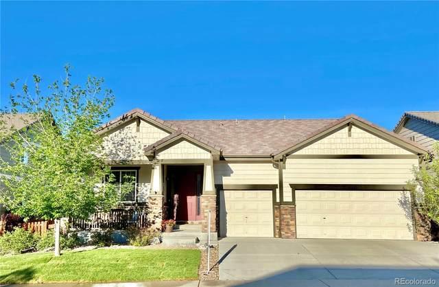 10740 Hillrose Street, Parker, CO 80134 (#2695710) :: West + Main Homes