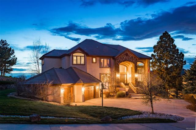 8618 Colonial Drive, Lone Tree, CO 80124 (MLS #2723379) :: Bliss Realty Group