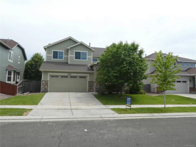 16270 E 106th Way, Commerce City, CO 80022 (#2728822) :: The Peak Properties Group