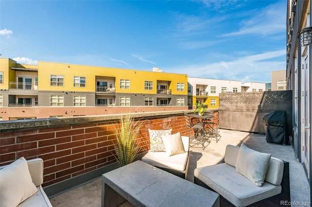 2955 Inca Street 3J, Denver, CO 80202 (#2734086) :: The Colorado Foothills Team | Berkshire Hathaway Elevated Living Real Estate