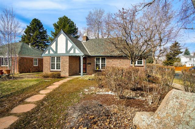 995 Holly Street, Denver, CO 80220 (#2736591) :: Wisdom Real Estate