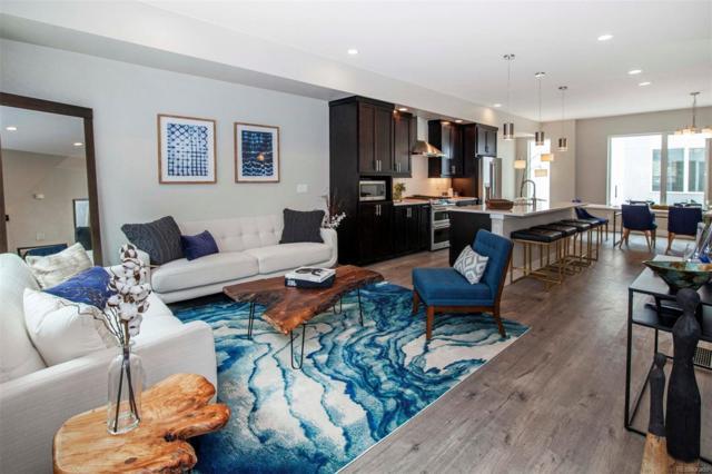 1635 Harlan Street #4, Lakewood, CO 80214 (MLS #2739524) :: 8z Real Estate