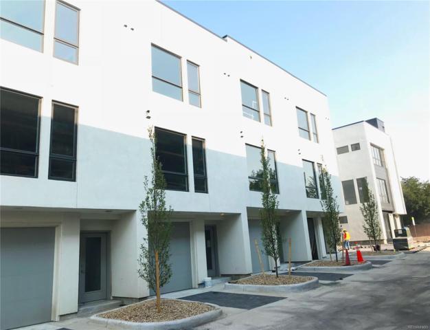 1258 E Asbury Avenue, Denver, CO 80210 (#2742084) :: The Pete Cook Home Group