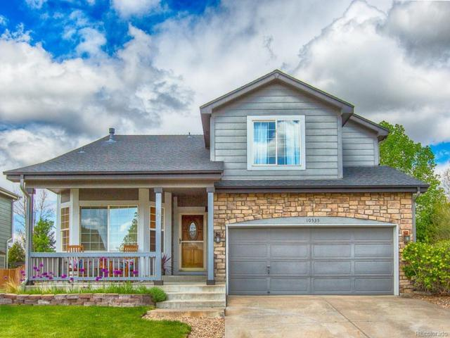 10535 Mount Columbia Place, Parker, CO 80138 (#2746663) :: The Pete Cook Home Group