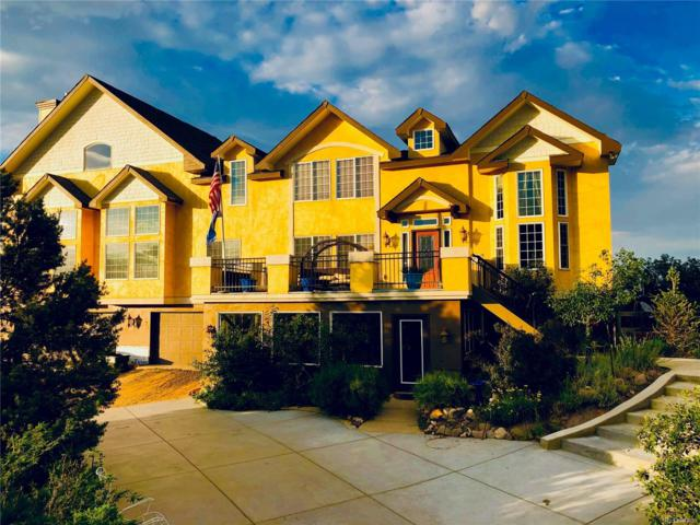 3334 Winnebago Drive, Sedalia, CO 80135 (MLS #2753124) :: 8z Real Estate