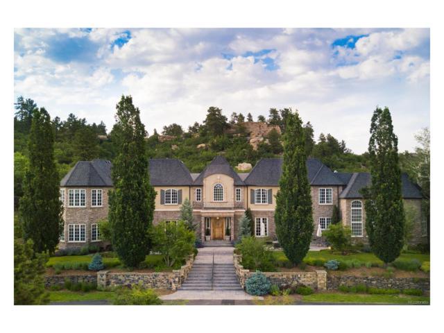 7007 Daniels Park Road, Castle Pines, CO 80135 (#2756898) :: HomePopper