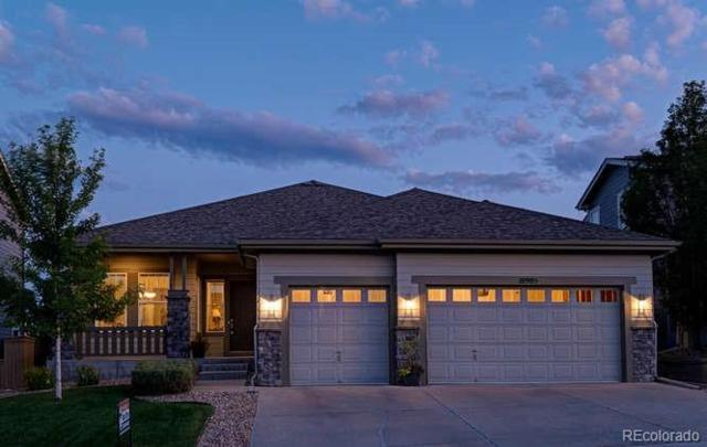 10905 Glengate Circle, Highlands Ranch, CO 80130 (#2756909) :: The HomeSmiths Team - Keller Williams