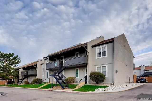 7165 S Gaylord Street E08, Centennial, CO 80122 (#2764436) :: My Home Team