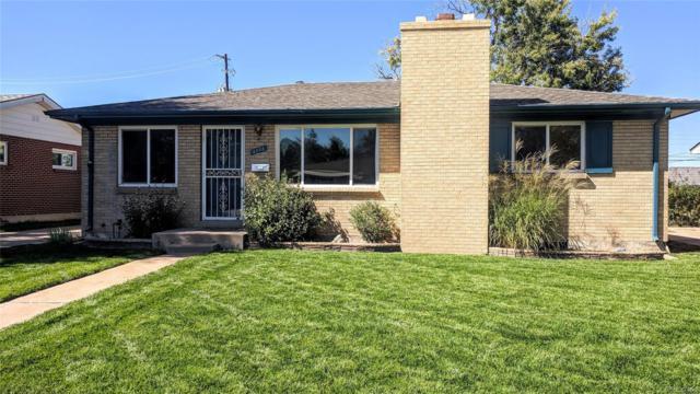 4075 S Jason Street, Englewood, CO 80110 (#2775606) :: Bring Home Denver