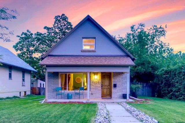 2600 N Vine Street, Denver, CO 80205 (MLS #2788474) :: Bliss Realty Group