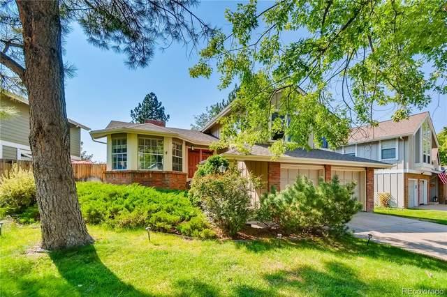 7801 S Hill Drive, Littleton, CO 80120 (MLS #2795861) :: Find Colorado