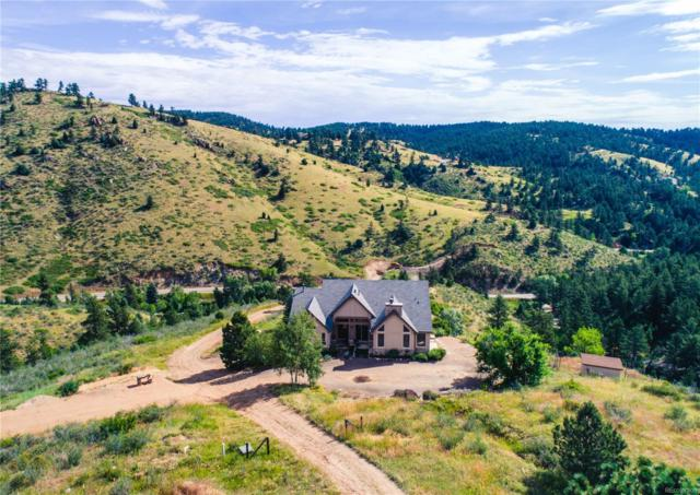 26202 Golden Gate Canyon Road, Golden, CO 80403 (#2810042) :: Arnie Stein Team | RE/MAX Masters Millennium