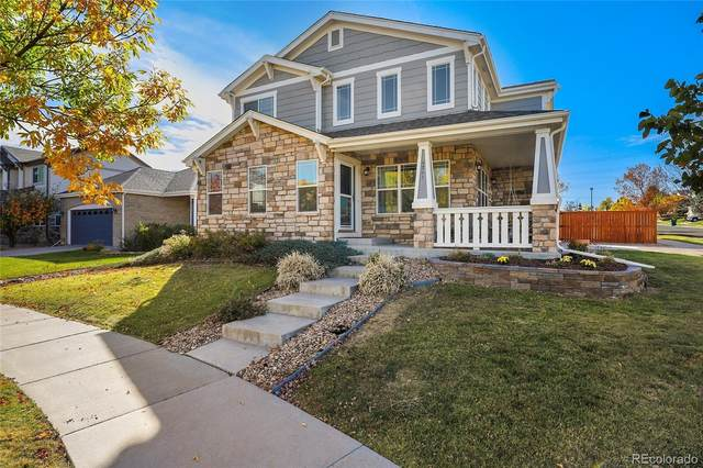 4741 S Flat Rock Court, Aurora, CO 80016 (MLS #2816983) :: Kittle Real Estate