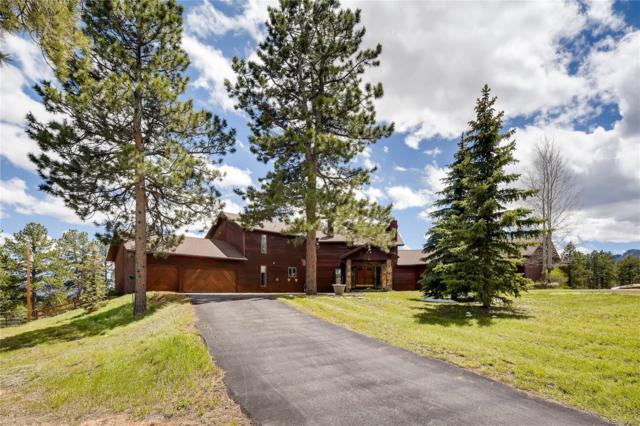 21606 Spring Creek Road, Pine, CO 80470 (#2830567) :: The Heyl Group at Keller Williams