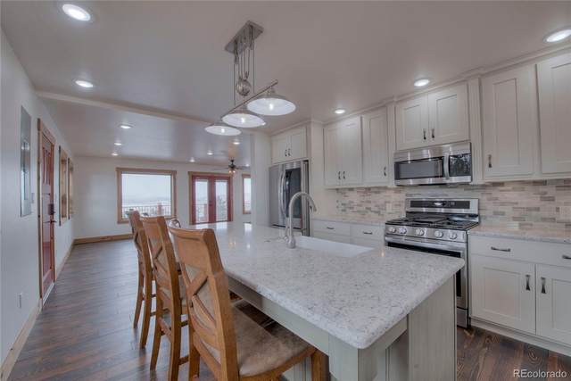 5137 Middle Fork Vista, Fairplay, CO 80440 (#2835131) :: The Artisan Group at Keller Williams Premier Realty