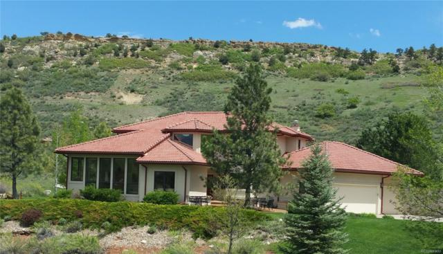 5798 Crestbrook Circle, Morrison, CO 80465 (#2842042) :: The DeGrood Team