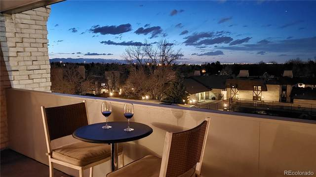 7255 E Quincy Avenue #306, Denver, CO 80237 (#2844175) :: Briggs American Properties