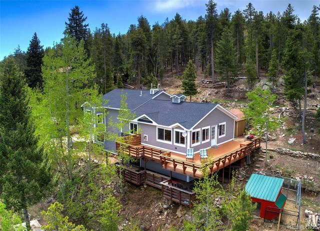 20734 Goins Drive, Morrison, CO 80465 (MLS #2844950) :: 8z Real Estate