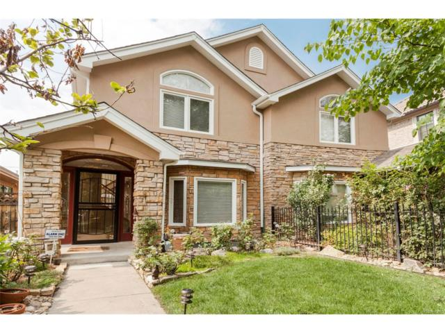 433 Fillmore Street, Denver, CO 80206 (#2859848) :: Wisdom Real Estate