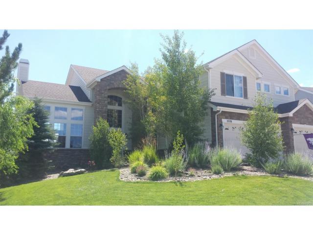 5578 Sawdust Loop, Parker, CO 80134 (MLS #2866387) :: 8z Real Estate