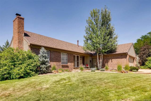 5463 E Hinsdale Circle, Centennial, CO 80122 (#2884459) :: House Hunters Colorado