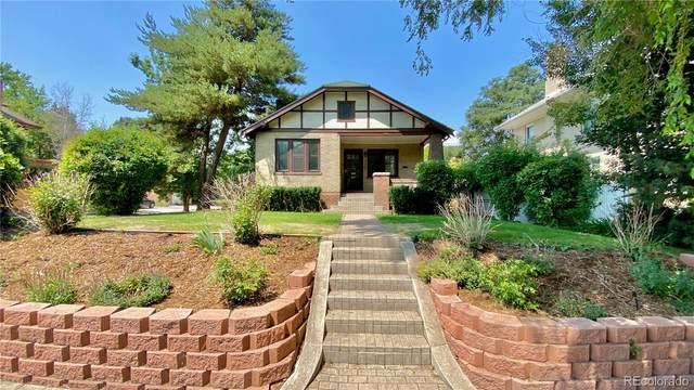 1301 Saint Paul Street, Denver, CO 80206 (#2886562) :: Wisdom Real Estate