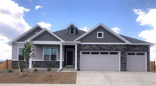1862 Wingfeather Lane, Castle Rock, CO 80108 (MLS #2889583) :: 8z Real Estate