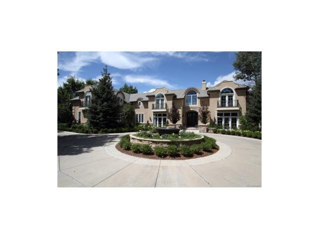 3 Waterside Terrace, Cherry Hills Village, CO 80113 (MLS #2892495) :: 8z Real Estate