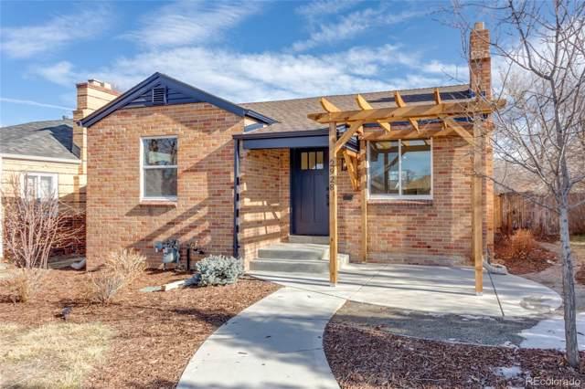 2928 Eudora Street, Denver, CO 80207 (MLS #2913476) :: 8z Real Estate