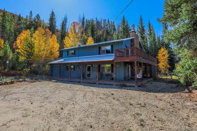 166 Gcr 627, Granby, CO 80446 (#2928046) :: The DeGrood Team