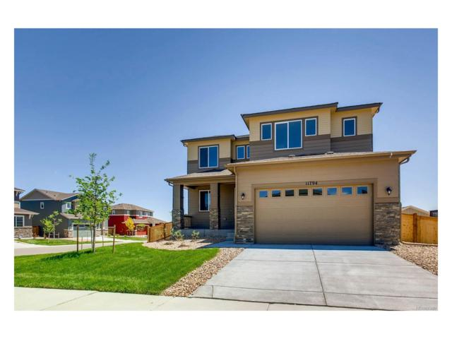 11794 Churchfield Street, Parker, CO 80134 (MLS #2935978) :: 8z Real Estate