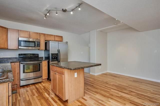 718 E 18th Avenue #4, Denver, CO 80203 (#2957362) :: Kimberly Austin Properties