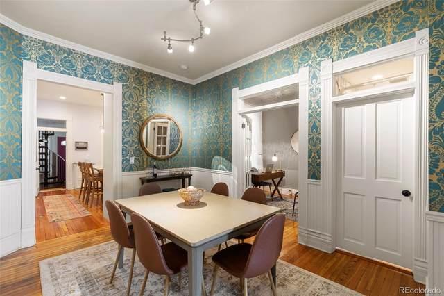 1843 Clarkson Street, Denver, CO 80218 (#2961088) :: Kimberly Austin Properties