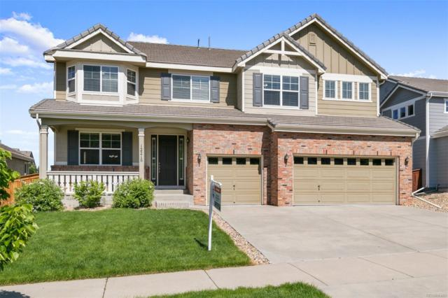 12216 S Rock Ridge Trail, Parker, CO 80134 (#2969812) :: The Heyl Group at Keller Williams