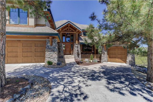 5181 Warbler Court, Parker, CO 80134 (MLS #2978768) :: Bliss Realty Group