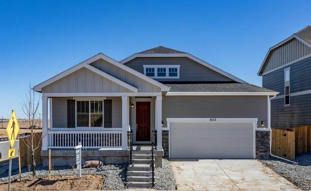 652 Hearthstone Avenue, Brighton, CO 80601 (#2994752) :: The Colorado Foothills Team | Berkshire Hathaway Elevated Living Real Estate