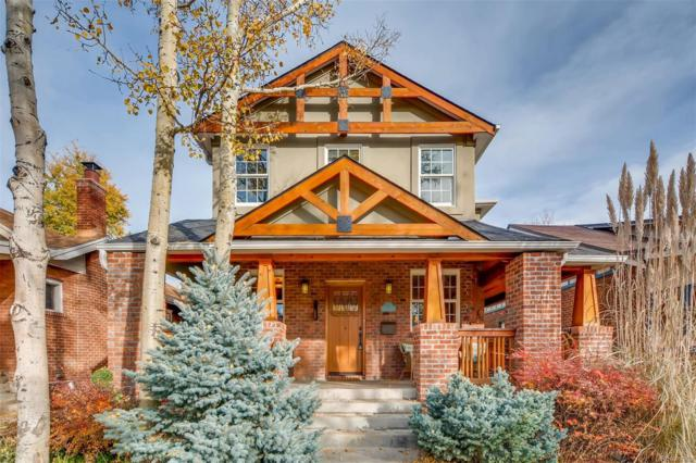 826 S High Street, Denver, CO 80209 (#3002963) :: Colorado Home Finder Realty