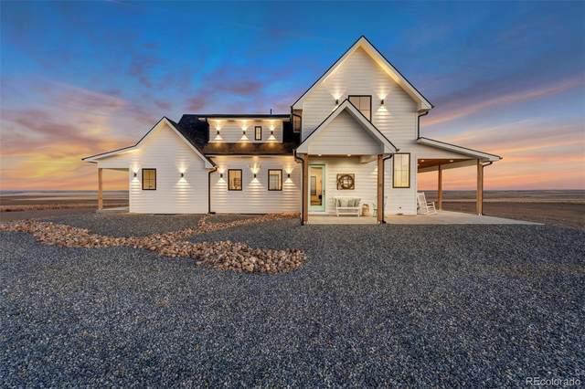 59720 E 64th Avenue, Strasburg, CO 80136 (#3007176) :: Wisdom Real Estate