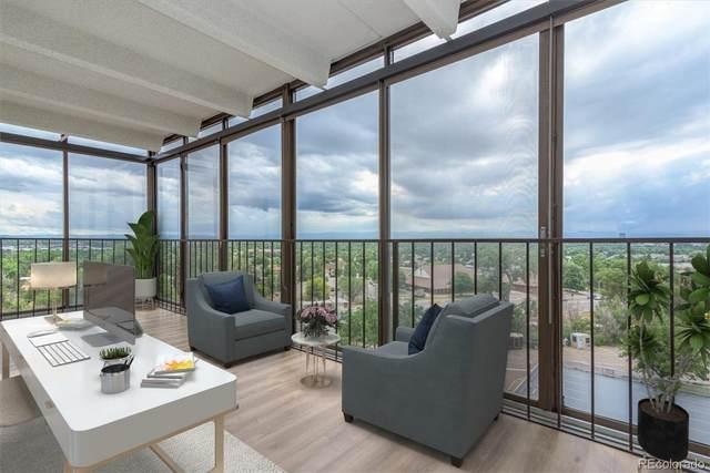 7877 E Mississippi Avenue #701, Denver, CO 80247 (#3014802) :: Finch & Gable Real Estate Co.