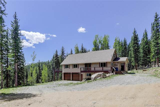 1176 Squaw Mtn Trail, Idaho Springs, CO 80452 (MLS #3018622) :: 8z Real Estate