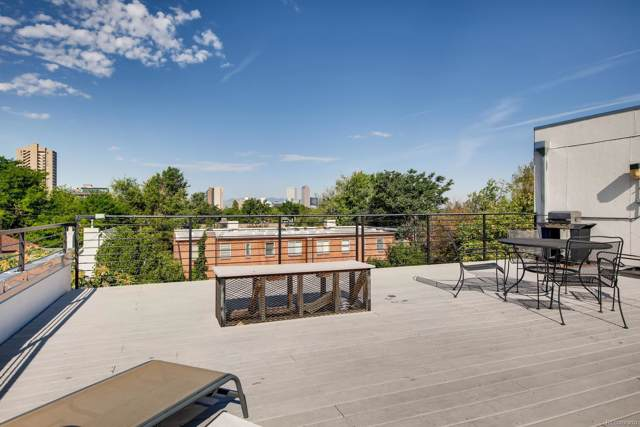 1245 Columbine Street #107, Denver, CO 80206 (#3020270) :: The DeGrood Team